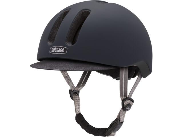 Nutcase Metroride Casco de bicicleta, black tie matte
